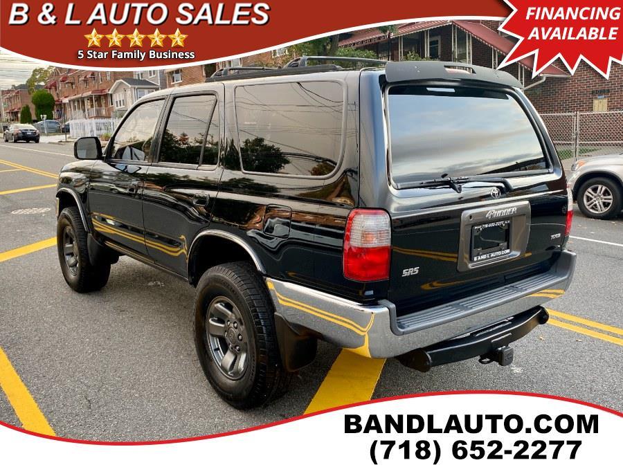 Used Toyota 4Runner 4dr SR5 3.4L Manual 4WD 1997   B & L Auto Sales LLC. Bronx, New York