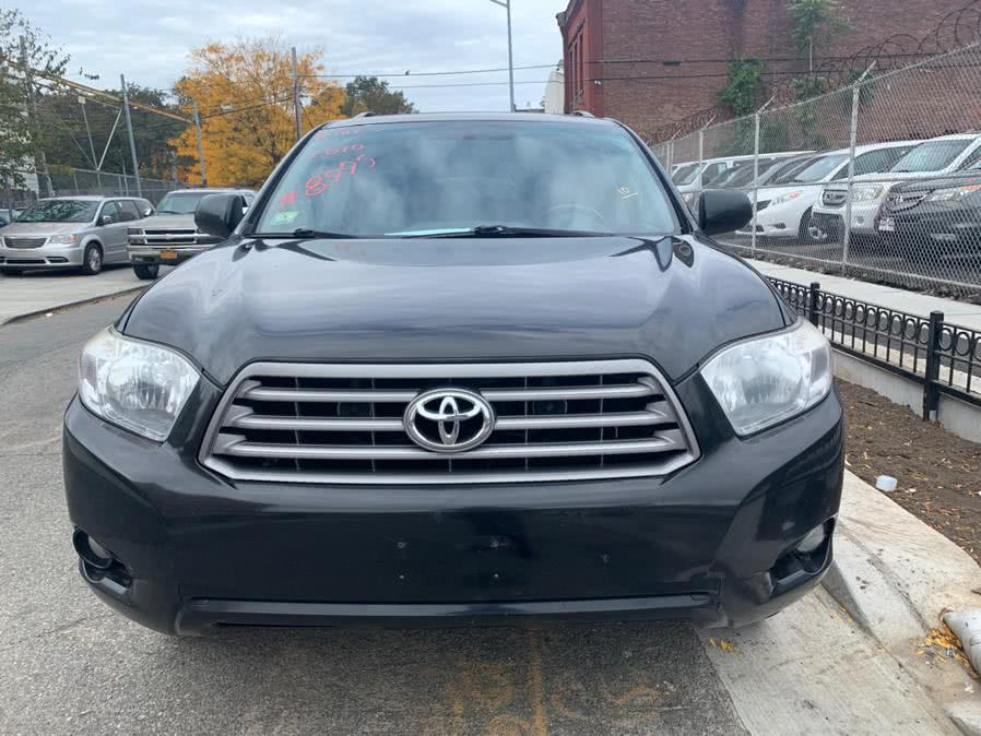 Used Toyota Highlander 4WD 4dr V6 SE (Natl) 2010 | Atlantic Used Car Sales. Brooklyn, New York