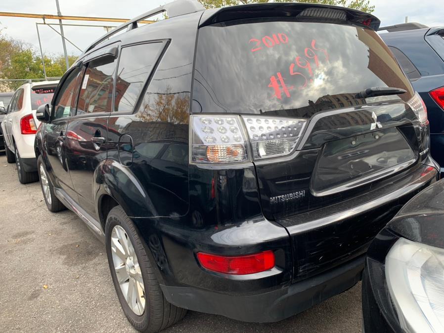 Used Mitsubishi Outlander 4WD 4dr SE 2010   Atlantic Used Car Sales. Brooklyn, New York