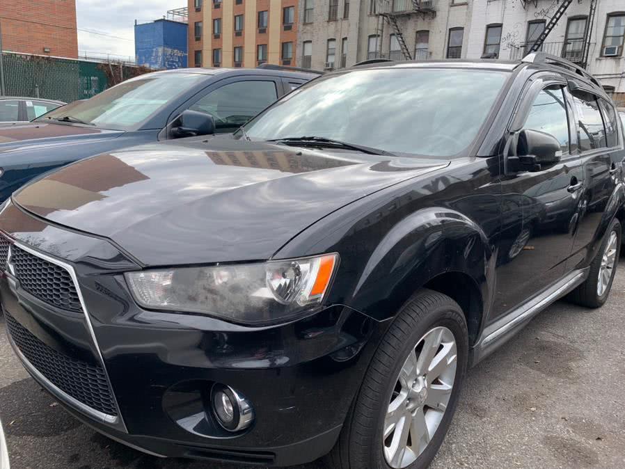 Used 2010 Mitsubishi Outlander in Brooklyn, New York | Atlantic Used Car Sales. Brooklyn, New York