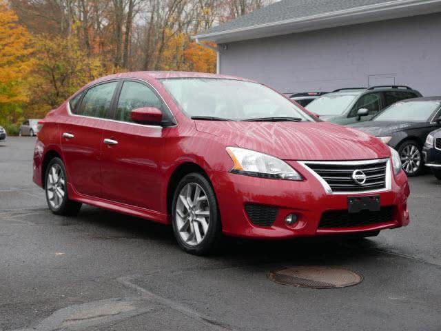 Used Nissan Sentra SR 2014 | Canton Auto Exchange. Canton, Connecticut