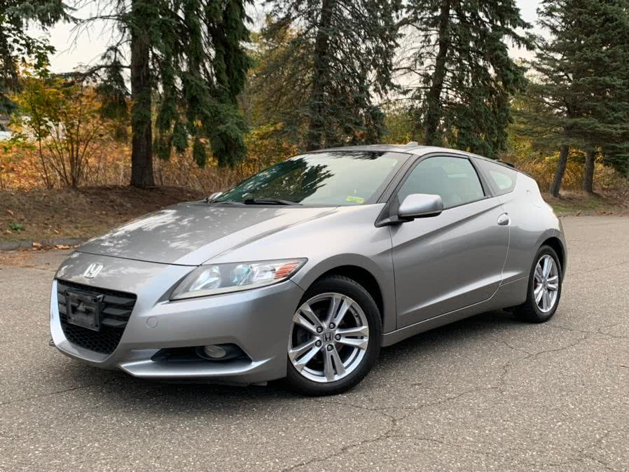 2011 Honda CR-Z 3dr Man EX w/Navi, available for sale in Waterbury, CT