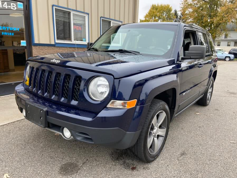 Used 2016 Jeep Patriot in East Windsor, Connecticut | Century Auto And Truck. East Windsor, Connecticut