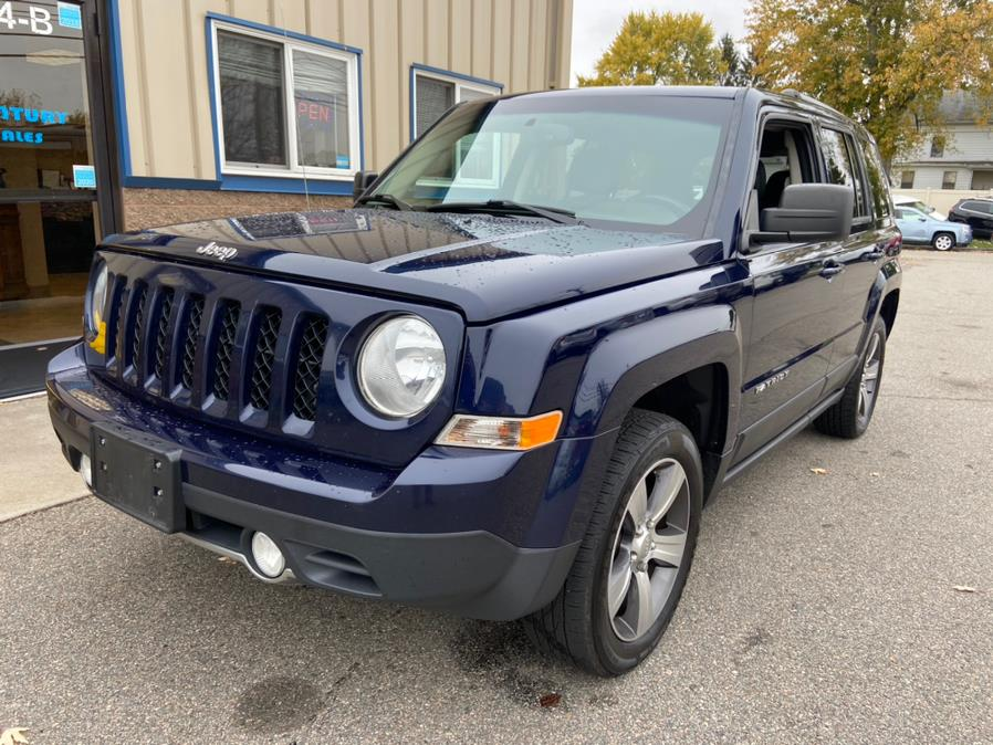 Used Jeep Patriot 4WD 4dr High Altitude Edition 2016 | Century Auto And Truck. East Windsor, Connecticut