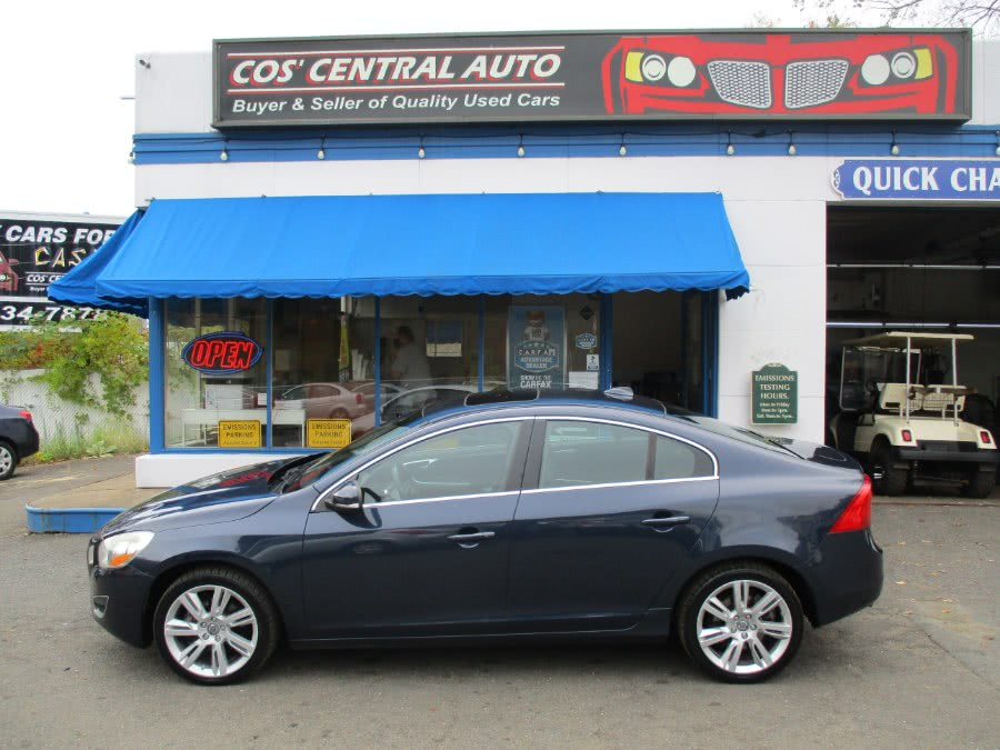 Used 2011 Volvo S60 in Meriden, Connecticut | Cos Central Auto. Meriden, Connecticut