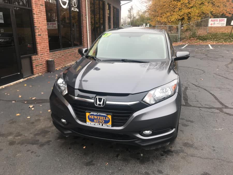 Used 2017 Honda HR-V in Middletown, Connecticut | Newfield Auto Sales. Middletown, Connecticut