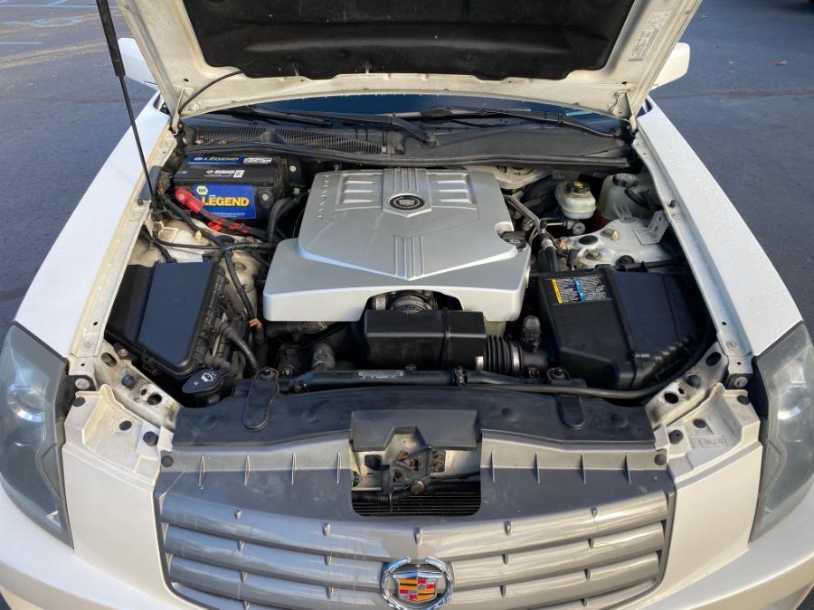 Used Cadillac CTS 4dr Sdn 2.8L 2005 | Marsh Auto Sales LLC. Ortonville, Michigan