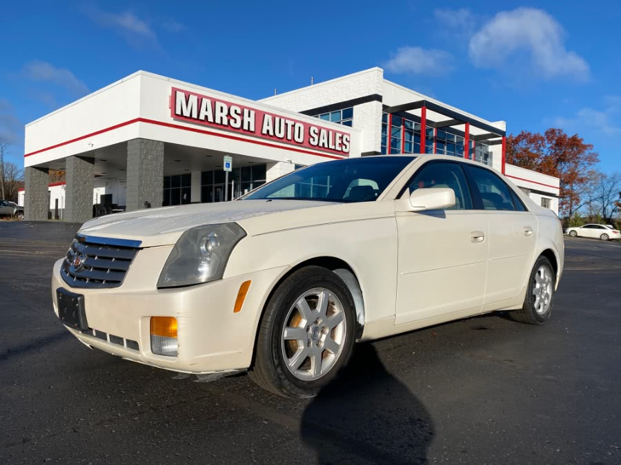Used 2005 Cadillac CTS in Ortonville, Michigan | Marsh Auto Sales LLC. Ortonville, Michigan