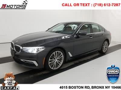 Used BMW 5 Series 530i xDrive Sedan 2017 | 26 Motors Corp. Bronx, New York