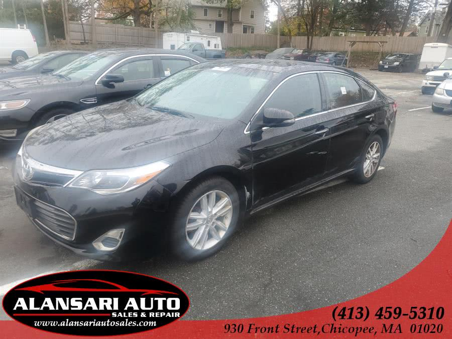 Used 2013 Toyota Avalon in Chicopee, Massachusetts | AlAnsari Auto Sales & Repair . Chicopee, Massachusetts