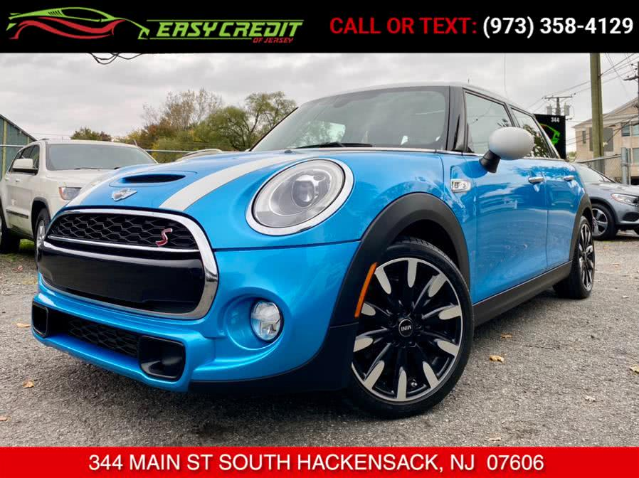 Used MINI Cooper Hardtop 4 Door 4dr HB S 2015 | Easy Credit of Jersey. South Hackensack, New Jersey