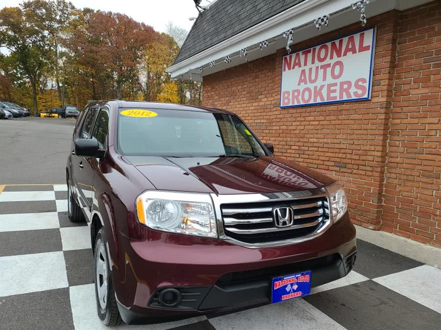Used 2012 Honda Pilot in Waterbury, Connecticut | National Auto Brokers, Inc.. Waterbury, Connecticut