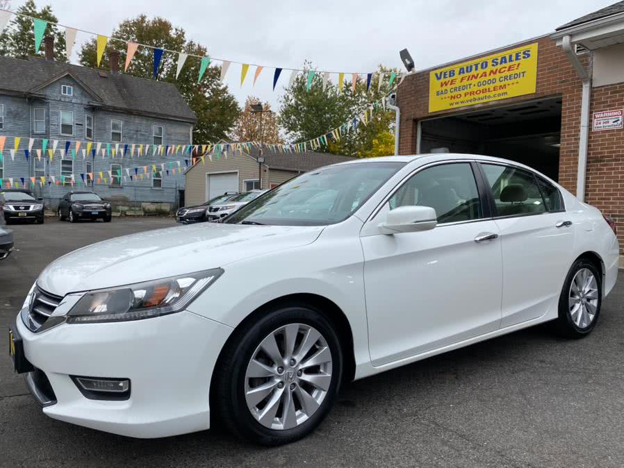 Used 2013 Honda Accord Sdn in Hartford, Connecticut | VEB Auto Sales. Hartford, Connecticut