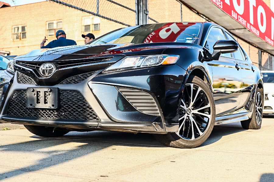 Used Toyota Camry SE Auto (Natl) 2019 | Hillside Auto Mall Inc.. Jamaica, New York