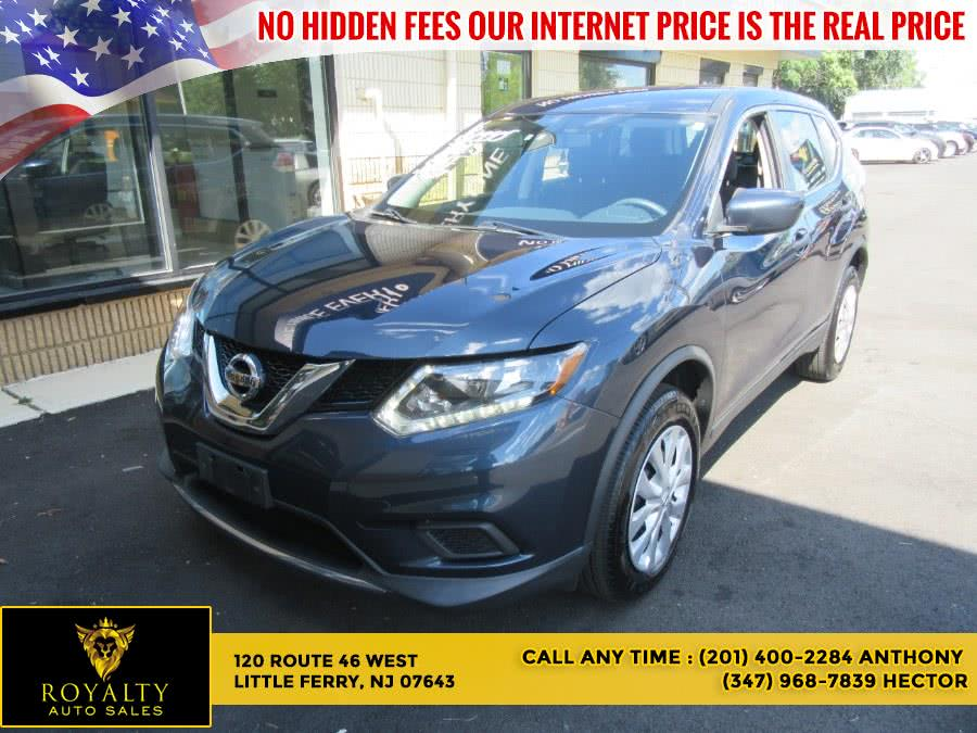 Used 2016 Nissan Rogue in Little Ferry, New Jersey | Royalty Auto Sales. Little Ferry, New Jersey