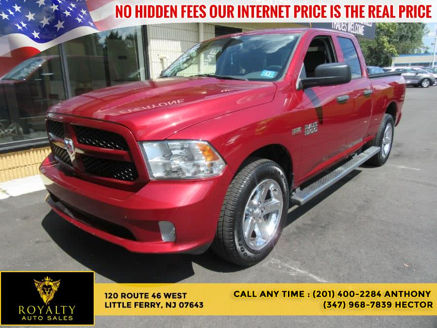 Used 2015 Ram 1500 in Little Ferry, New Jersey | Royalty Auto Sales. Little Ferry, New Jersey