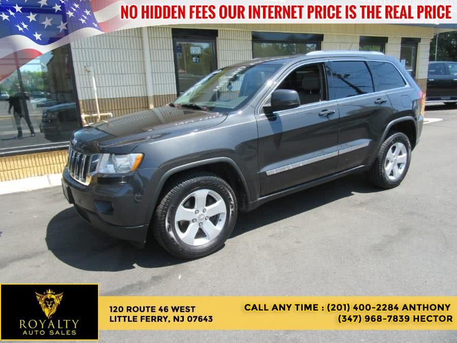 Used 2011 Jeep Grand Cherokee in Little Ferry, New Jersey | Royalty Auto Sales. Little Ferry, New Jersey
