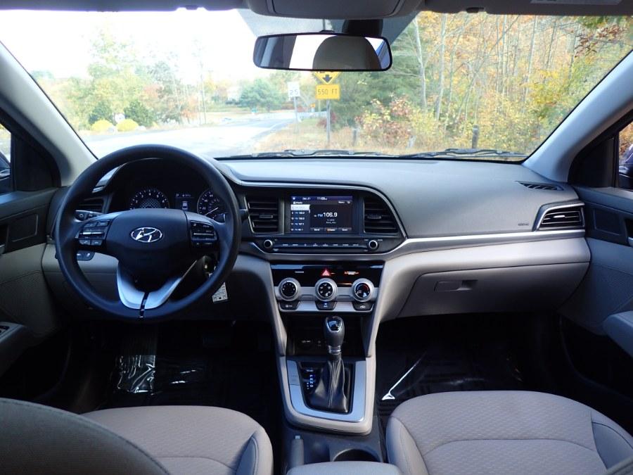 Used Hyundai Elantra SEL Auto 2019 | Eagleville Motors. Storrs, Connecticut