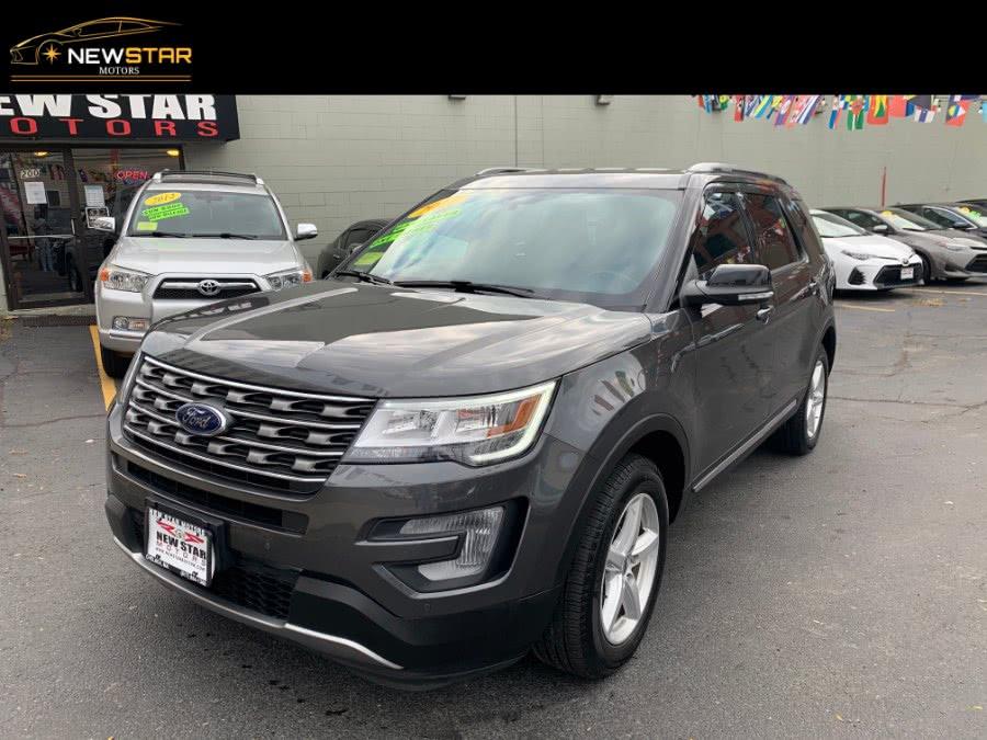 Used 2017 Ford Explorer in Chelsea, Massachusetts   New Star Motors. Chelsea, Massachusetts