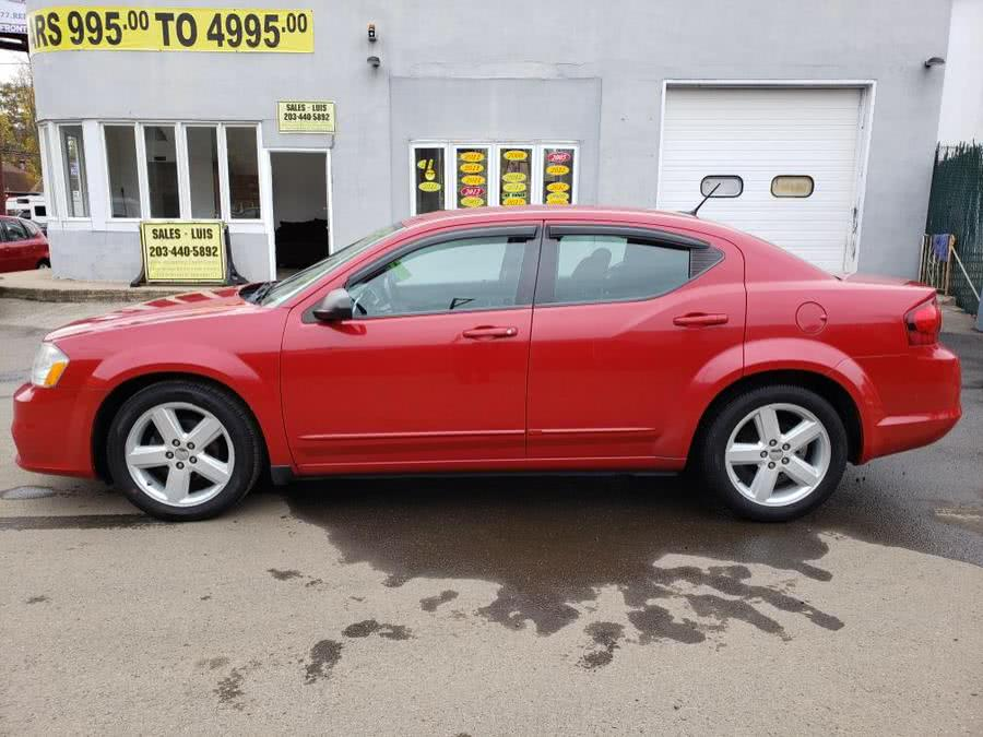 Used Dodge Avenger 4dr Sdn SE 2013 | Cos Central Auto. Meriden, Connecticut