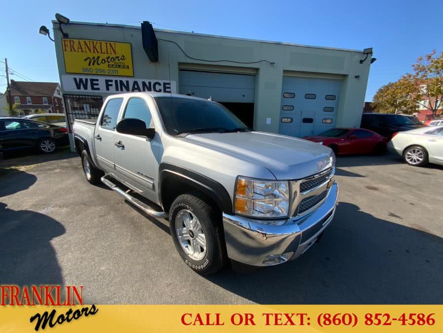 Used 2013 Chevrolet Silverado 1500 in Hartford, Connecticut | Franklin Motors Auto Sales LLC. Hartford, Connecticut