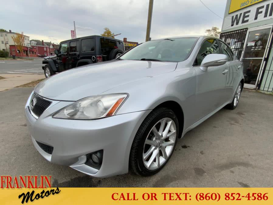 Used 2011 Lexus IS 250 in Hartford, Connecticut | Franklin Motors Auto Sales LLC. Hartford, Connecticut