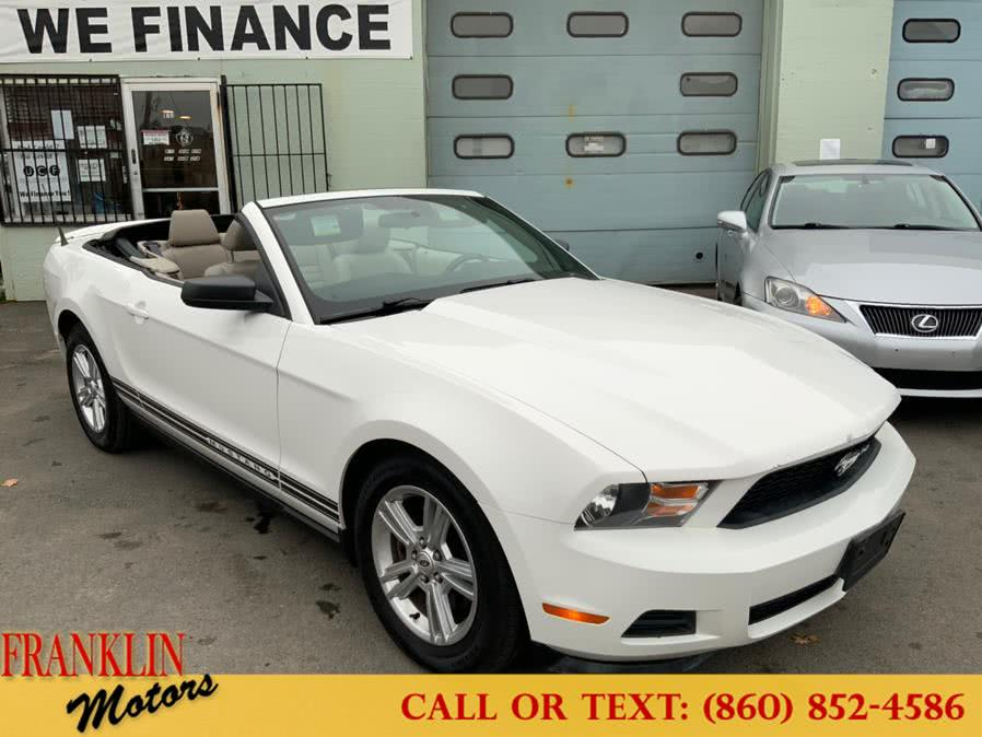 Used 2011 Ford Mustang in Hartford, Connecticut | Franklin Motors Auto Sales LLC. Hartford, Connecticut