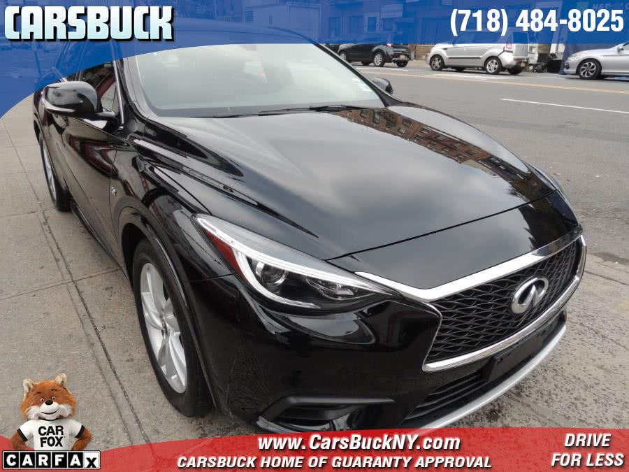 Used 2018 INFINITI QX30 in Brooklyn, New York | Carsbuck Inc.. Brooklyn, New York