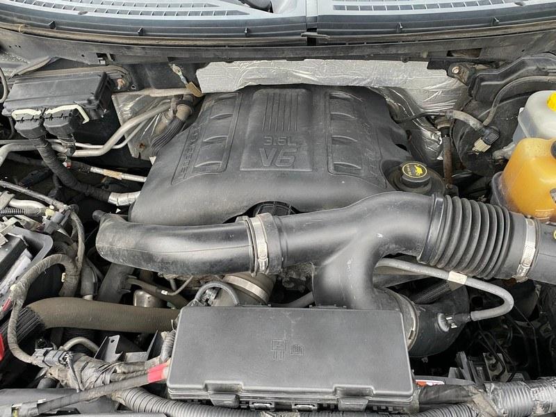"Used Ford F-150 4WD SuperCrew 145"" FX4 2014   Union Street Auto Sales. West Springfield, Massachusetts"