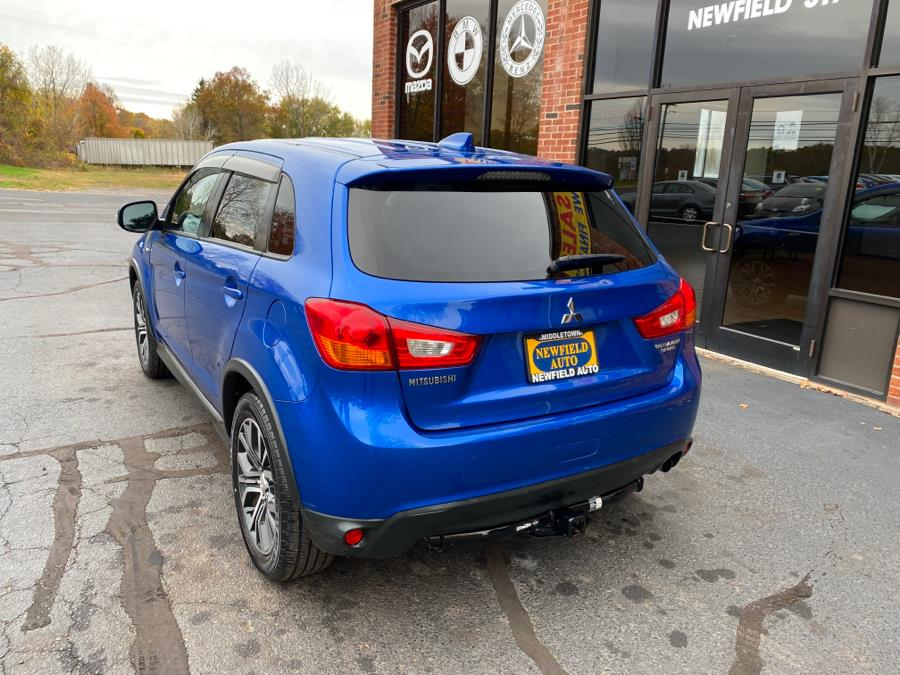 Used Mitsubishi Outlander Sport ES 2.0 AWC CVT 2017 | Newfield Auto Sales. Middletown, Connecticut