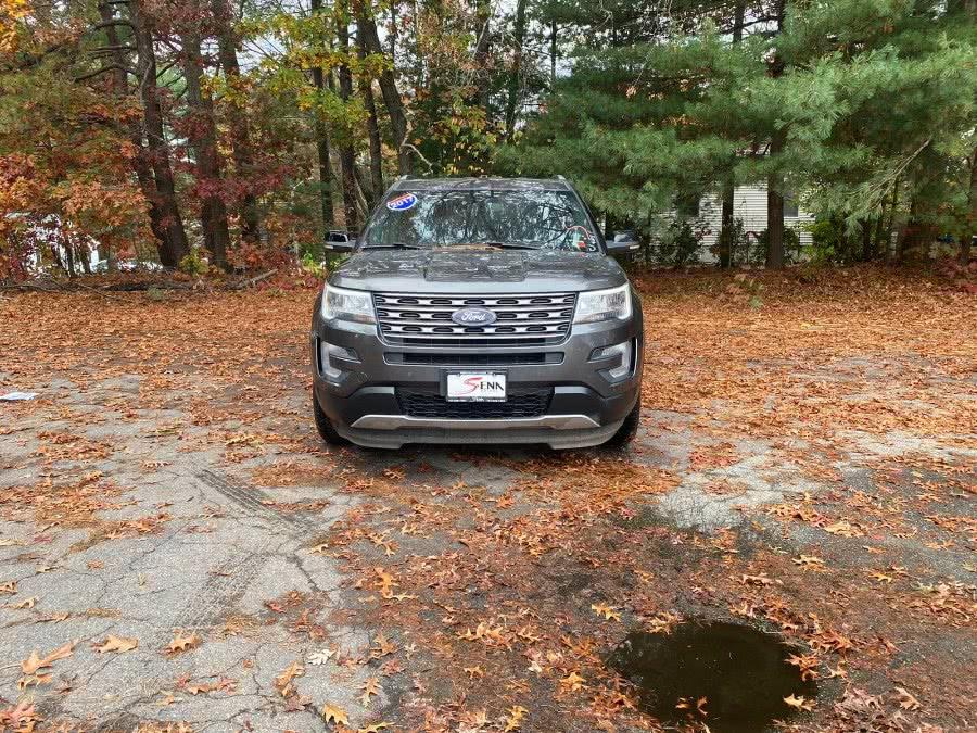 Used Ford Explorer XLT 4WD 2017   Sena Motors Inc. Revere, Massachusetts