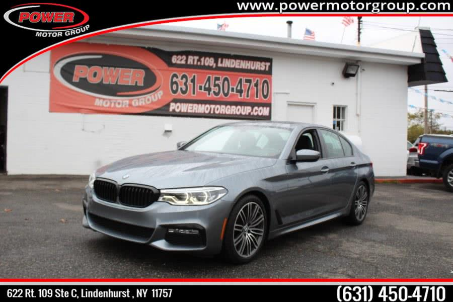 Used 2017 BMW 5 Series M-SPORT in Lindenhurst , New York | Power Motor Group. Lindenhurst , New York