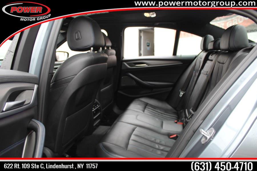 Used BMW 5 Series M-SPORT 540i xDrive Sedan 2017 | Power Motor Group. Lindenhurst , New York