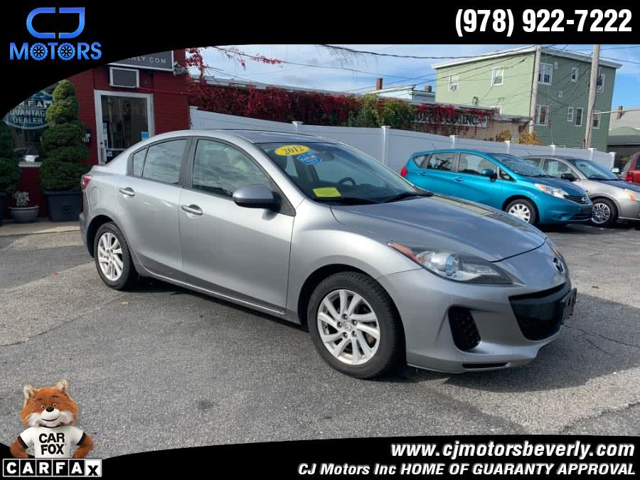 Used 2012 Mazda Mazda3 in Beverly, Massachusetts | CJ Motors Inc. Beverly, Massachusetts
