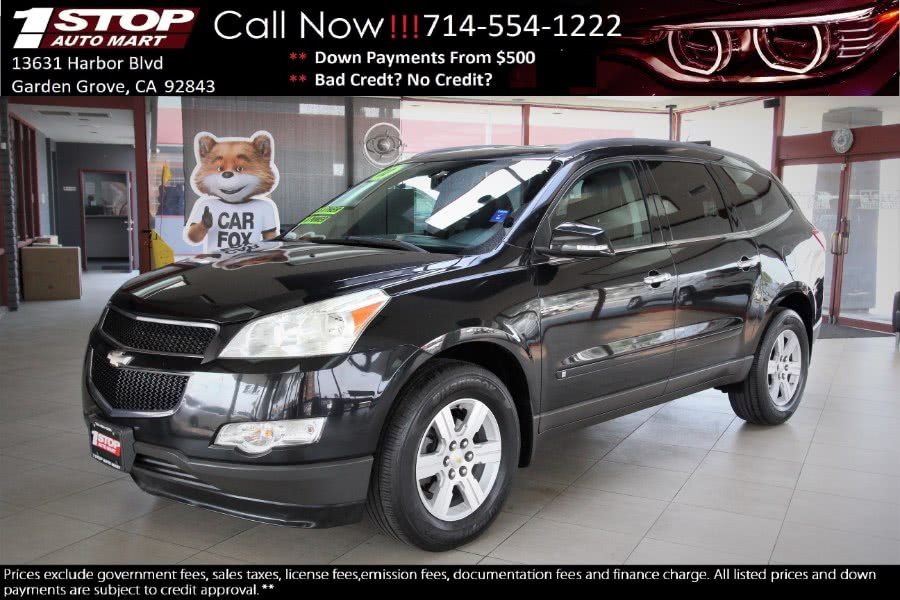 Used 2010 Chevrolet Traverse in Garden Grove, California | 1 Stop Auto Mart Inc.. Garden Grove, California