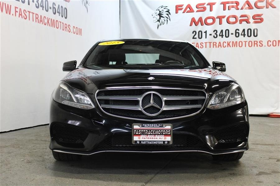 Used Mercedes-benz e 350 4MATIC 2015 | Fast Track Motors. Paterson, New Jersey