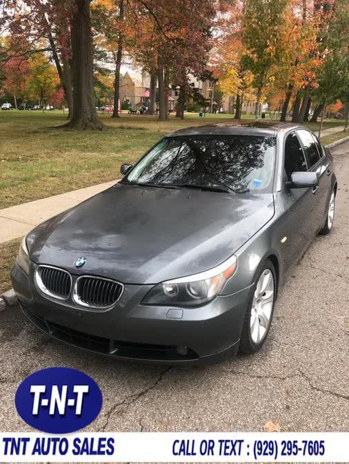 Used 2007 BMW 5 Series in Bronx, New York | TNT Auto Sales USA inc. Bronx, New York