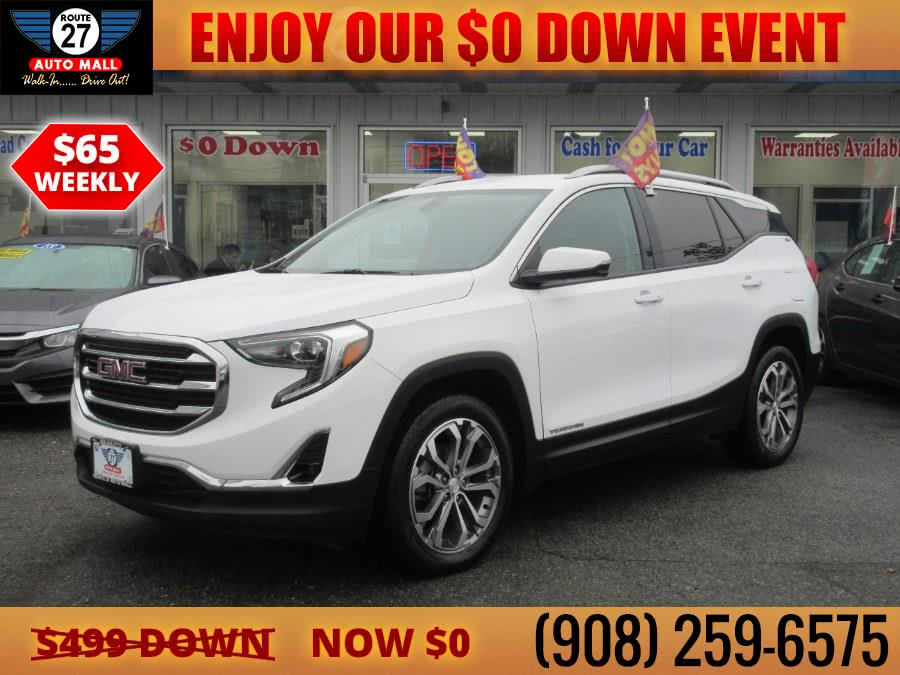 Used 2019 GMC Terrain in Linden, New Jersey | Route 27 Auto Mall. Linden, New Jersey