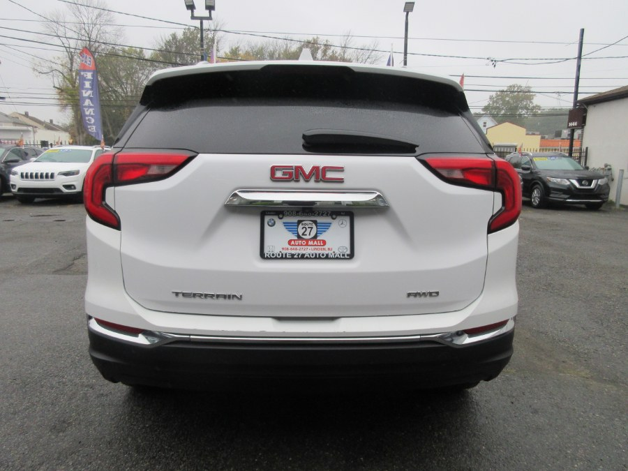 Used GMC Terrain AWD 4dr SLT 2019 | Route 27 Auto Mall. Linden, New Jersey