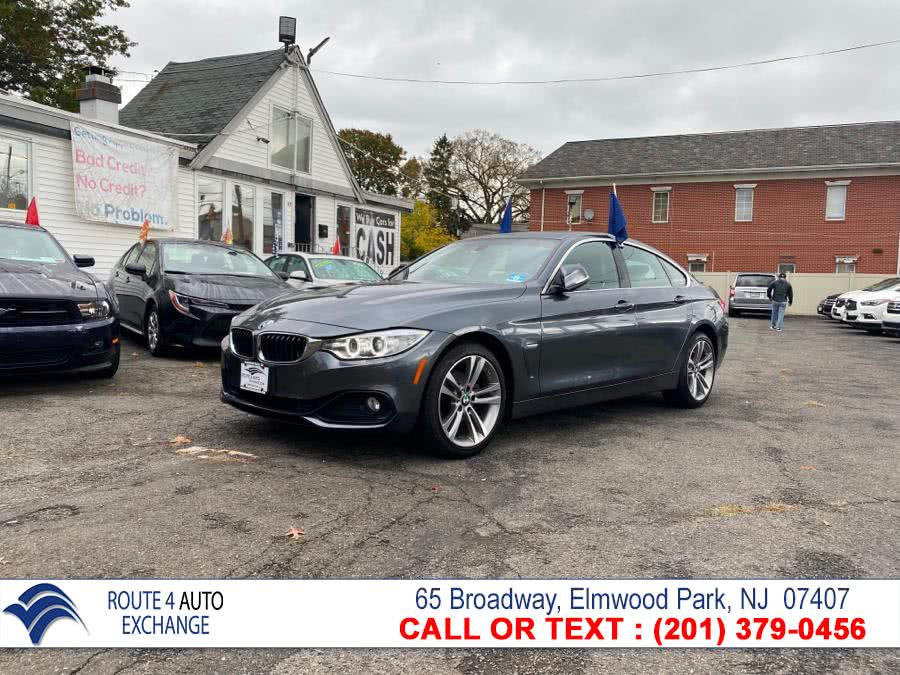Used BMW 4 Series 4dr Sdn 428i xDrive AWD Gran Coupe SULEV 2016 | Route 4 Auto Exchange. Elmwood Park, New Jersey