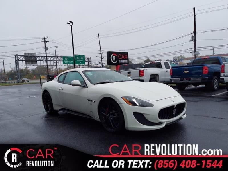 Used 2017 Maserati Granturismo in Maple Shade, New Jersey | Car Revolution. Maple Shade, New Jersey