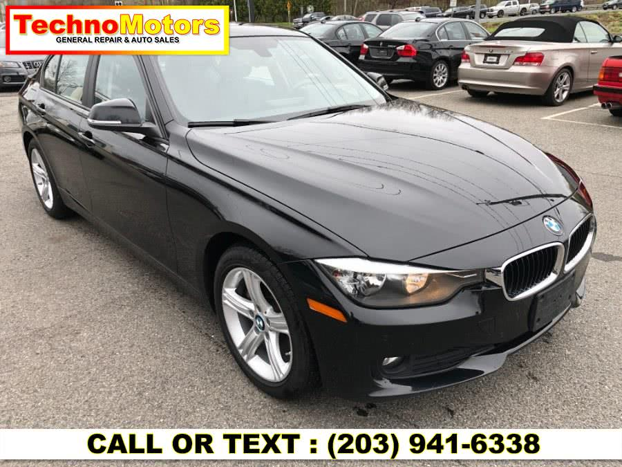 Used 2015 BMW 3 Series in Danbury , Connecticut | Techno Motors . Danbury , Connecticut