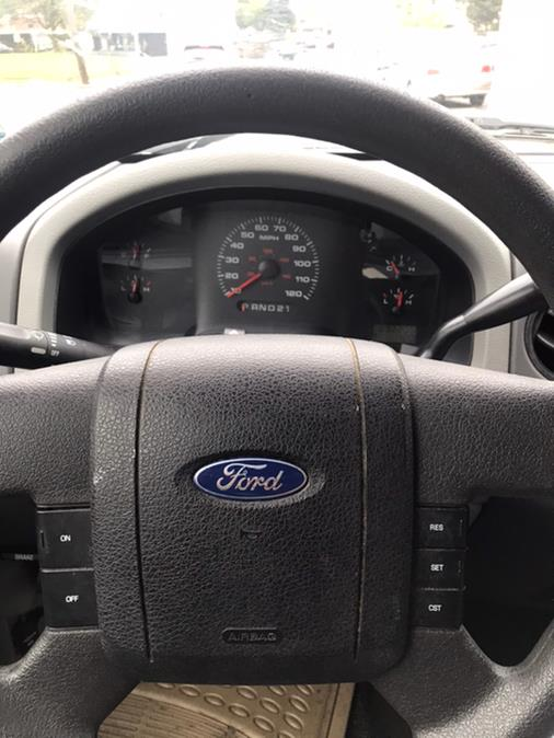 """Used Ford F-150 Supercab 145"""" Lariat 4WD 2004 