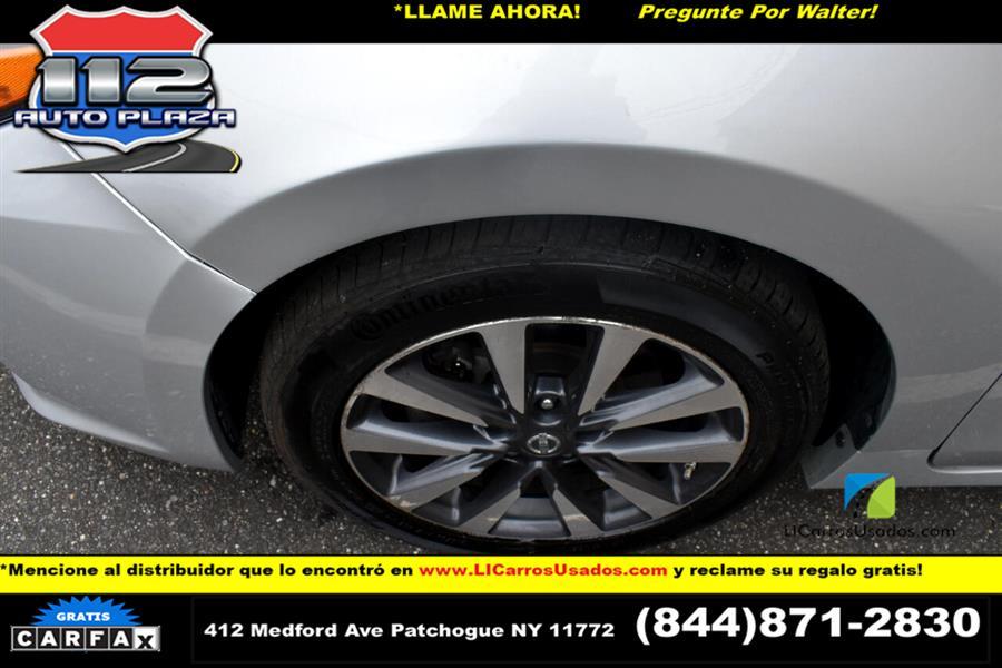 2017 Nissan Altima 2.5 SL Sedan photo