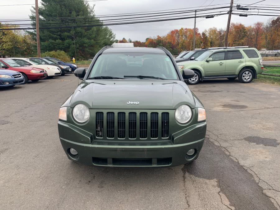Used Jeep Compass FWD 4dr Sport 2009 | CT Car Co LLC. East Windsor, Connecticut