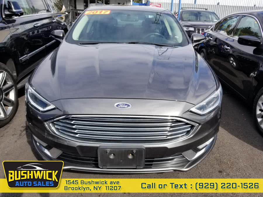Used 2017 Ford Fusion in Brooklyn, New York | Bushwick Auto Sales LLC. Brooklyn, New York
