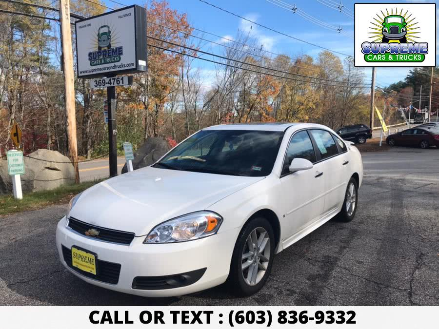Used 2009 CHEVROLET IMPALA in Bow , New Hampshire | Supreme Cars and Trucks . Bow , New Hampshire