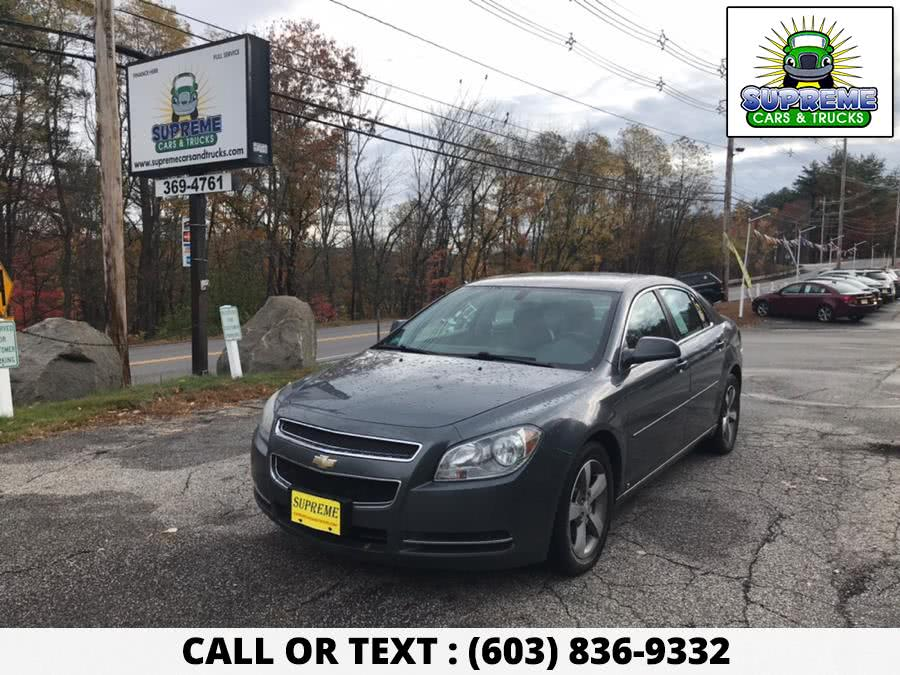 Used 2009 CHEVROLET MALIBU in Bow , New Hampshire | Supreme Cars and Trucks . Bow , New Hampshire