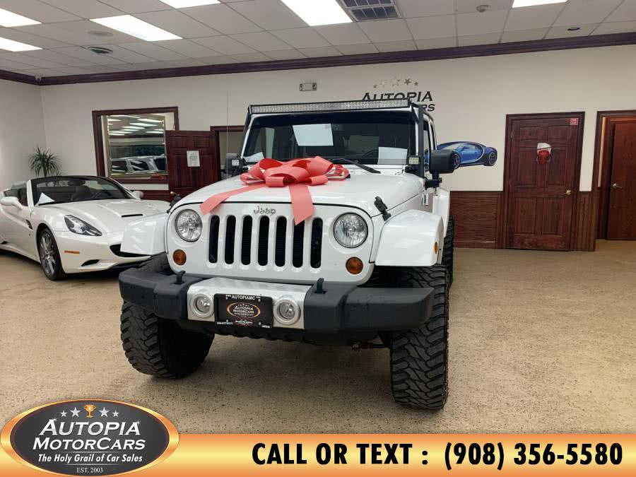 Used 2013 Jeep Wrangler Unlimited in Union, New Jersey | Autopia Motorcars Inc. Union, New Jersey