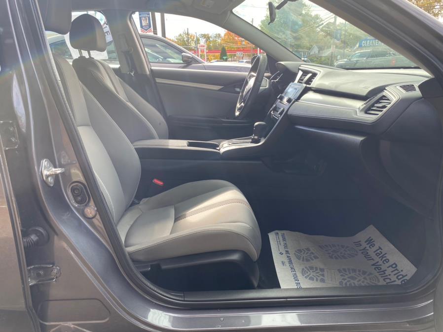 Used Honda Civic Sedan LX CVT 2018   Champion Auto Sales. Rahway, New Jersey